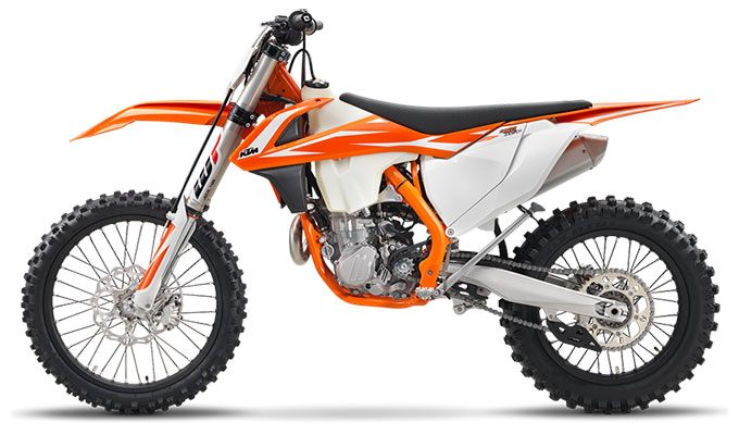 2018 KTM 450 XC-F in Johnson City, Tennessee