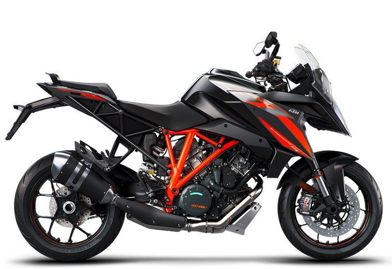 2018 KTM 1290 Super Duke GT in Paso Robles, California