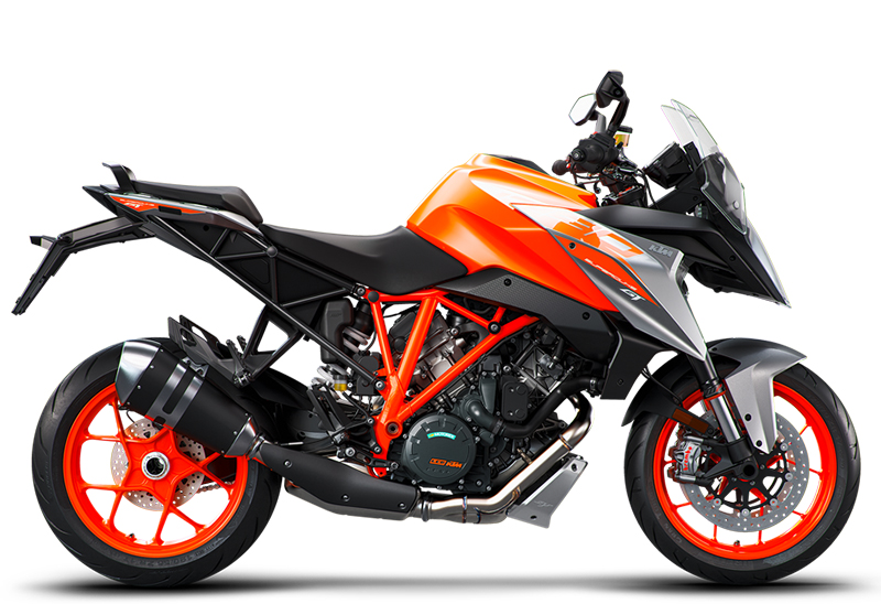 2018 KTM 1290 Super Duke GT in Manheim, Pennsylvania