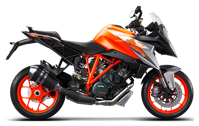 2018 KTM 1290 Super Duke GT in Orange, California