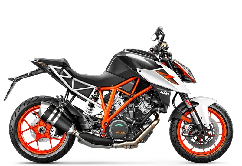 2018 KTM 1290 Super Duke R in Irvine, California