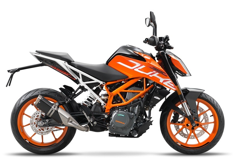 2018 KTM 390 Duke in Pendleton, New York