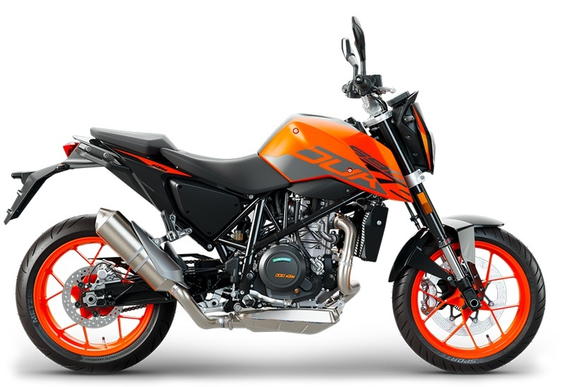2018 KTM 690 Duke in Orange, California