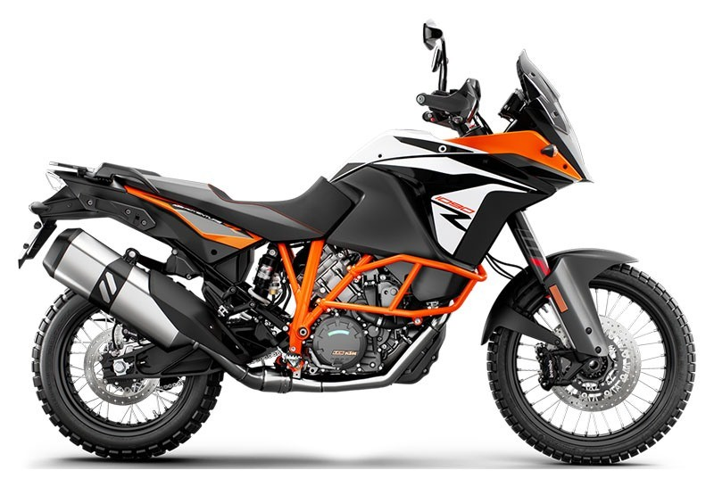 2019 KTM 1090 Adventure R in Paso Robles, California