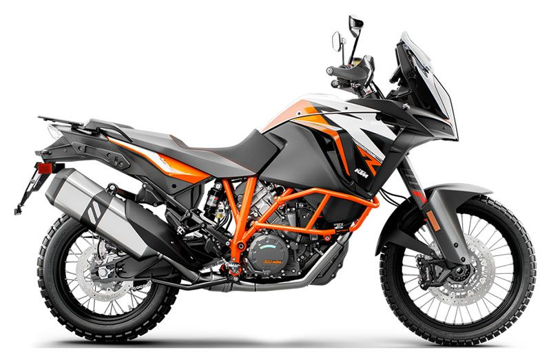 2019 KTM 1290 Super Adventure R in Olympia, Washington - Photo 1
