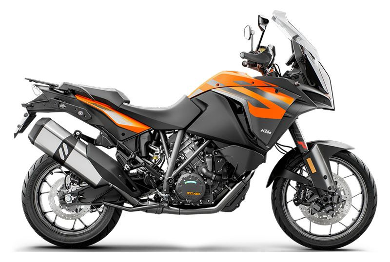 2019 KTM 1290 Super Adventure S in Costa Mesa, California
