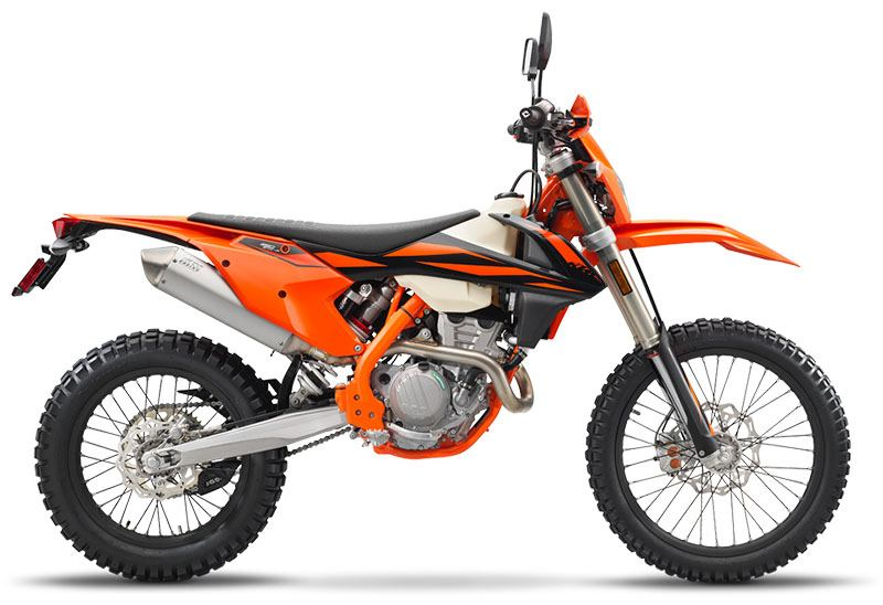 2019 KTM 250 EXC-F in Concord, New Hampshire