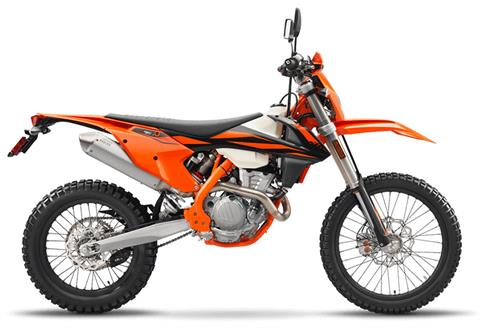 2019 KTM 350 EXC-F in Irvine, California