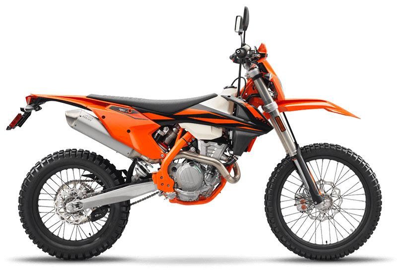 2019 KTM 350 EXC-F in Costa Mesa, California - Photo 7