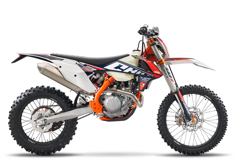 2019 KTM 450 EXC-F Six Days in Goleta, California