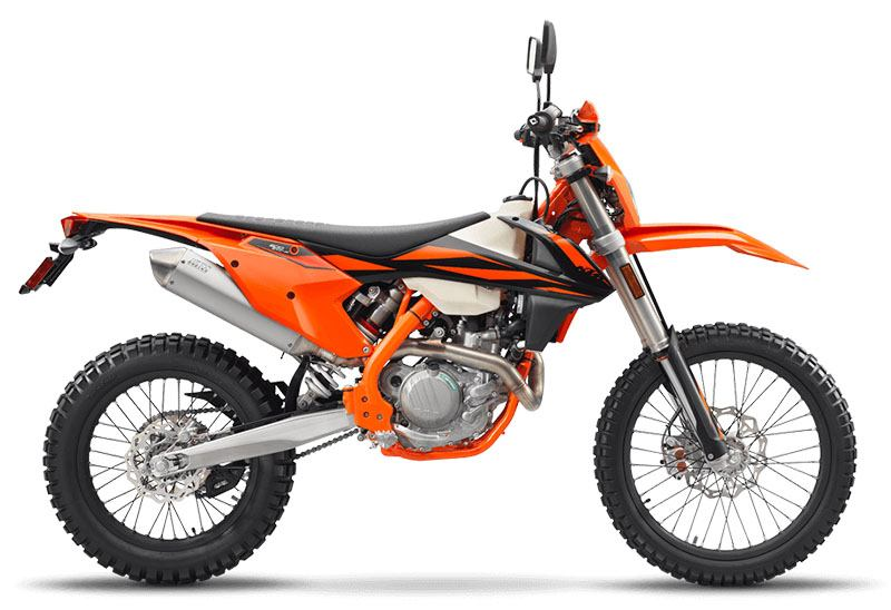 2019 KTM 500 EXC-F in La Marque, Texas - Photo 1