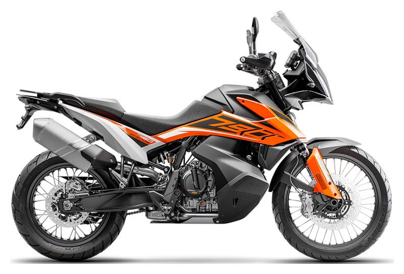 2019 KTM 790 Adventure in Afton, Oklahoma