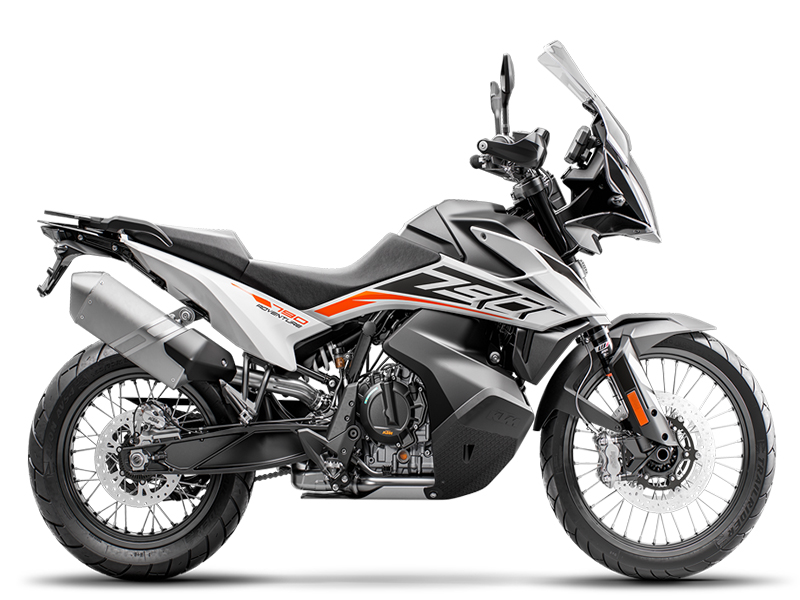 2019 KTM 790 Adventure in Johnson City, Tennessee