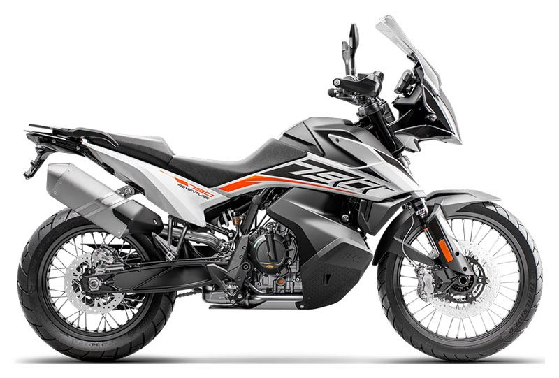 2019 KTM 790 Adventure in Orange, California - Photo 1
