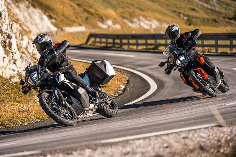 2019 KTM 790 Adventure in Costa Mesa, California - Photo 2