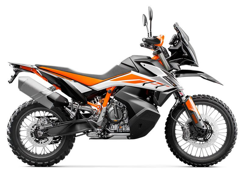 2019 KTM 790 Adventure R in Bennington, Vermont - Photo 1