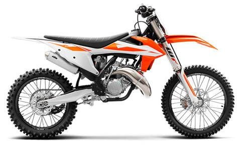 2019 KTM 125 SX in Baldwin, Michigan