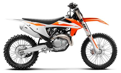2019 KTM 450 SX-F in Northampton, Massachusetts
