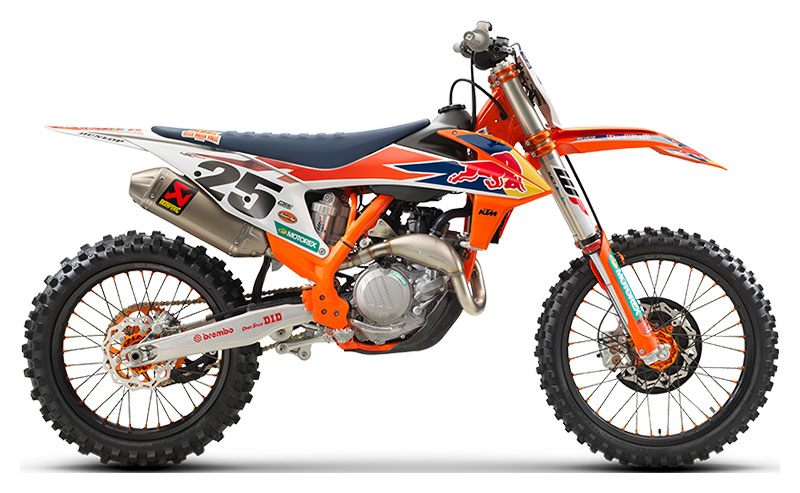 2019 KTM 450 SX-F Factory Edition in Chippewa Falls, Wisconsin