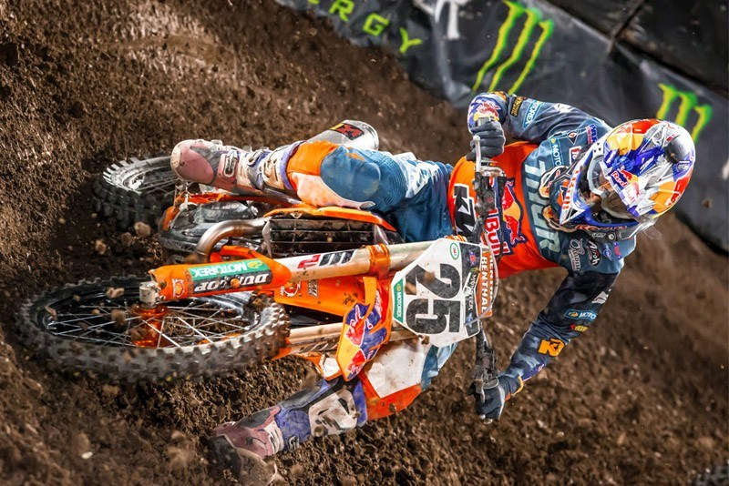 2019 KTM 450 SX-F Factory Edition in Evansville, Indiana - Photo 3