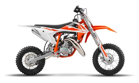 2019 KTM 50 SX in Mount Pleasant, Michigan