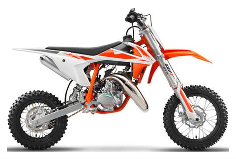 2019 KTM 50 SX in Baldwin, Michigan