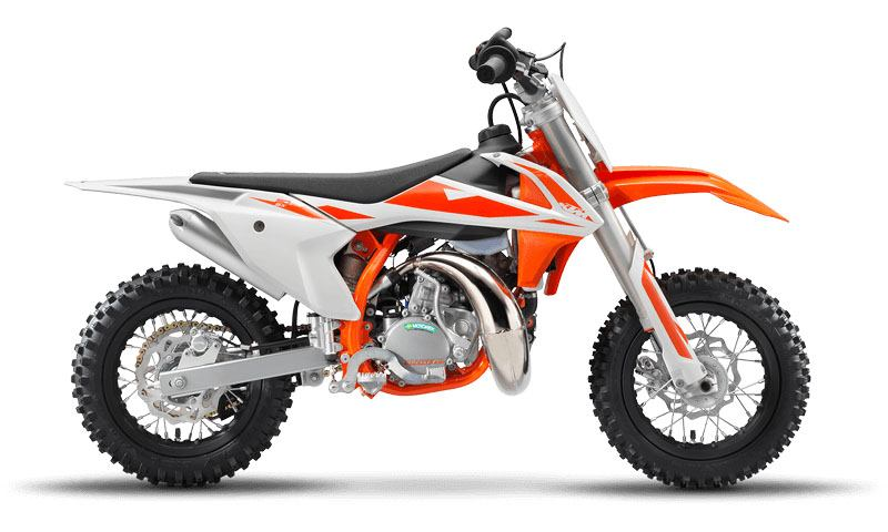 2019 KTM 50 SX Mini in Bennington, Vermont