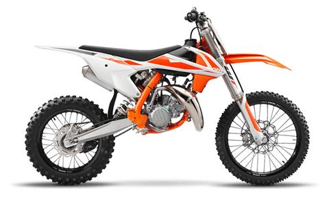 2019 KTM 85 SX 17/14 in Baldwin, Michigan
