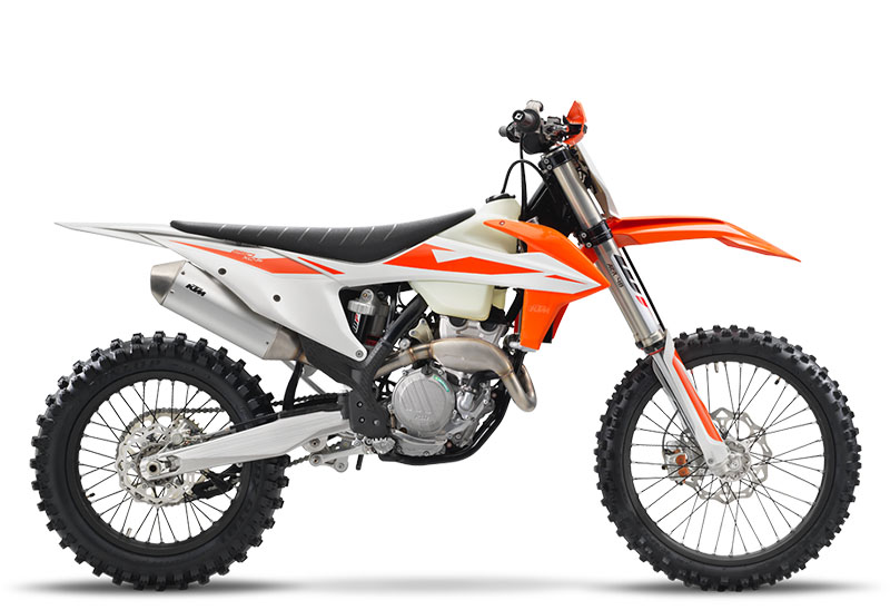 2019 KTM 250 XC-F in Orange, California