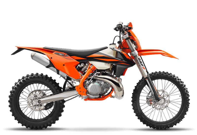 2019 KTM 250 XC-W TPI in Olympia, Washington
