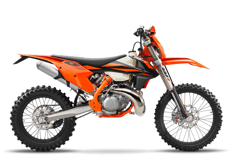 2019 KTM 300 XC-W TPI in Goleta, California