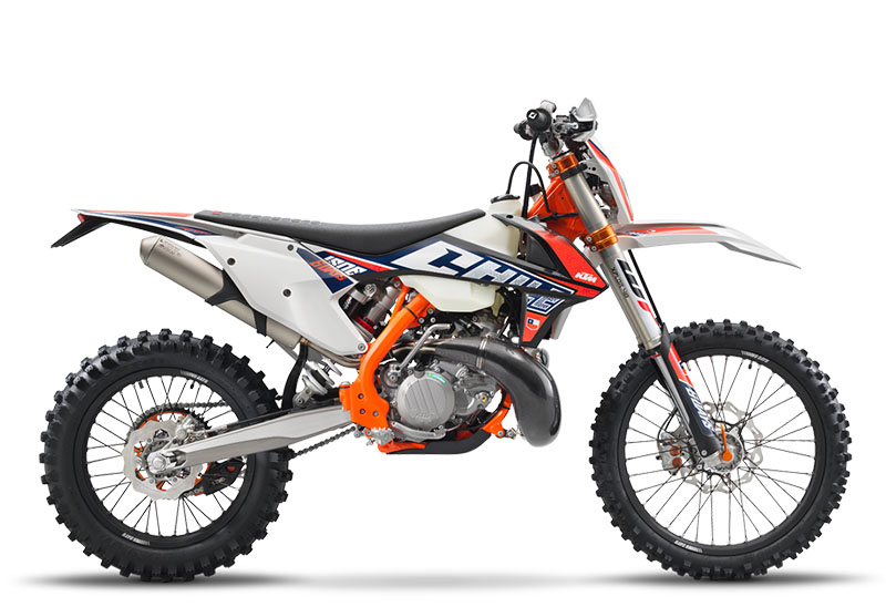 2019 KTM 300 XC-W TPI Six Days in Orange, California