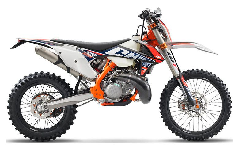 2019 KTM 300 XC-W TPI Six Days in Eureka, California