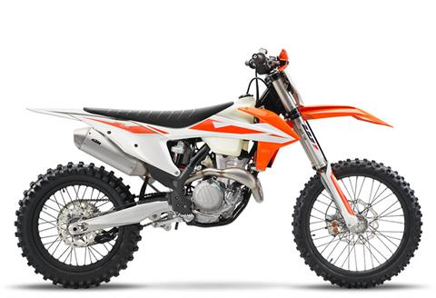 2019 KTM 350 XC-F in Baldwin, Michigan