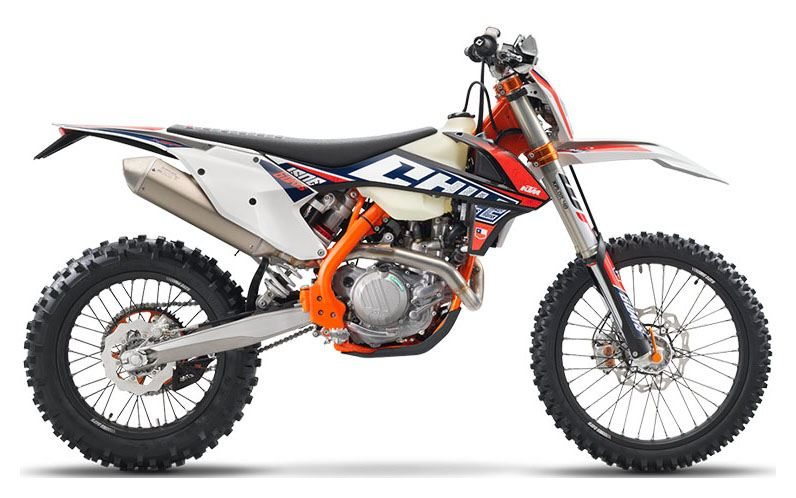 2019 KTM 450 EXC-F Six Days in Grass Valley, California
