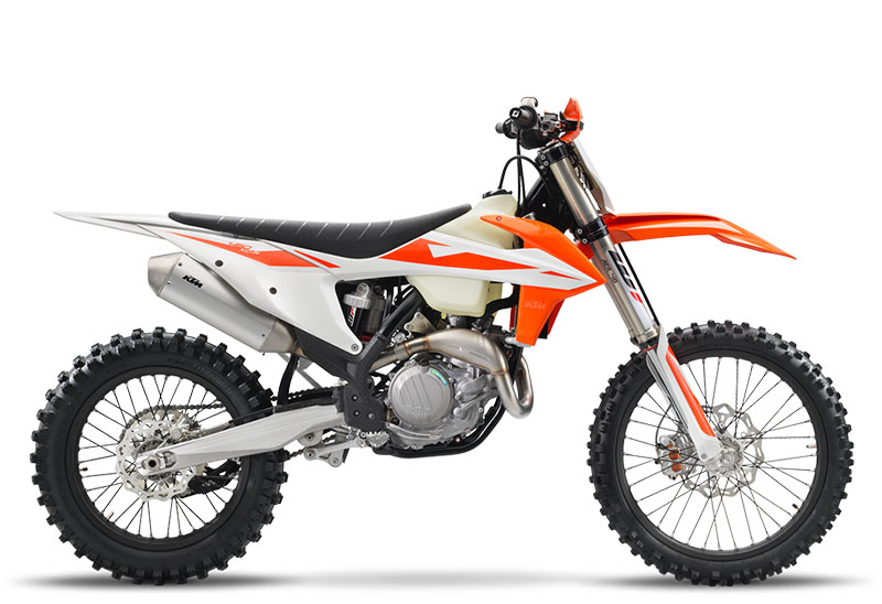 2019 KTM 450 XC-F in Goleta, California
