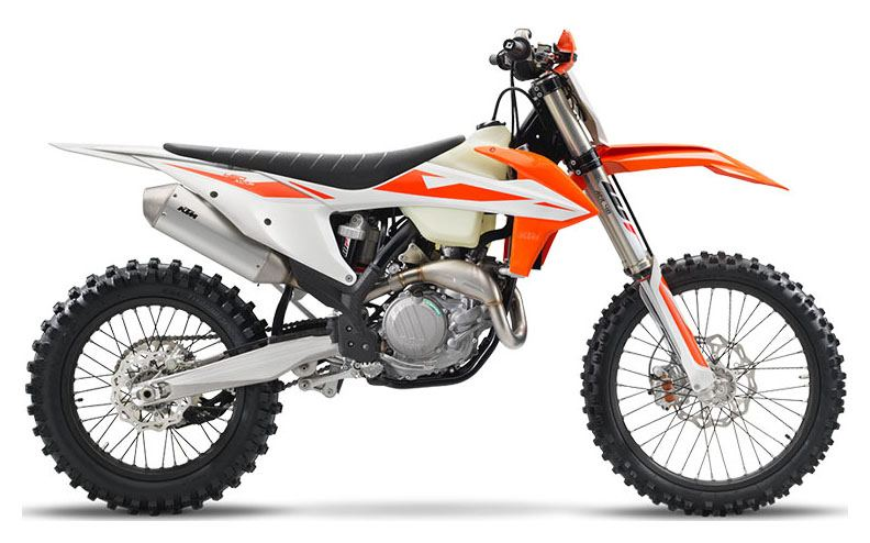 2019 KTM 450 XC-F in Orange, California