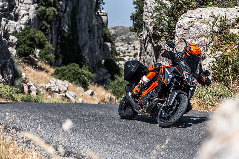 2019 KTM 1290 Super Duke GT in Pendleton, New York