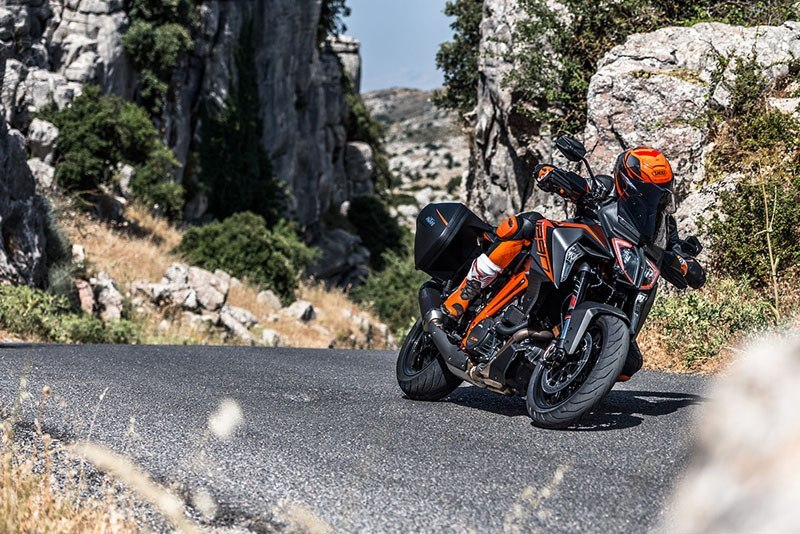 2019 KTM 1290 Super Duke GT in Olympia, Washington - Photo 2