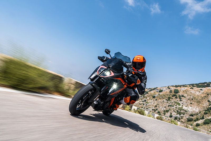 2019 KTM 1290 Super Duke GT in Olympia, Washington - Photo 3