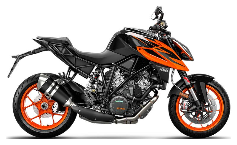 2019 KTM 1290 Super Duke R in Goleta, California