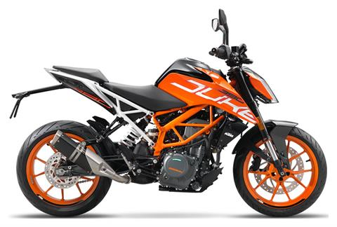 2019 KTM 390 Duke in Johnson City, Tennessee