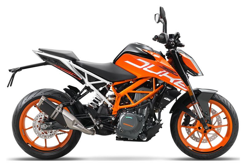 2019 KTM 390 Duke in Irvine, California