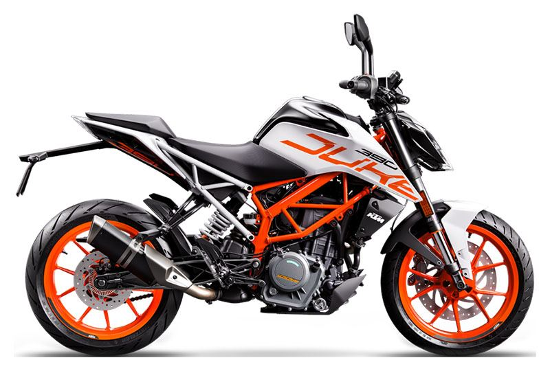 2019 KTM 390 Duke in Goleta, California