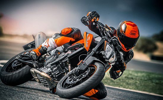 2019 KTM 790 Duke in Baldwin, Michigan