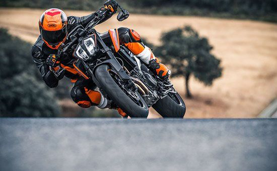 2019 KTM 790 Duke in Olympia, Washington - Photo 4