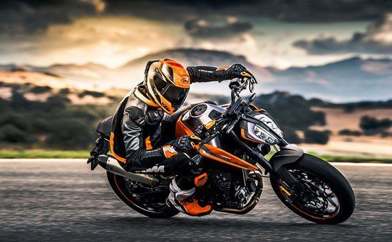 2019 KTM 790 Duke in Afton, Oklahoma
