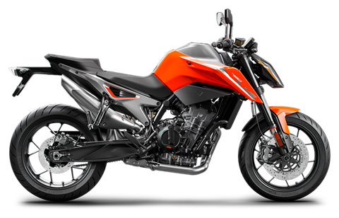 2019 KTM 790 Duke in Concord, New Hampshire