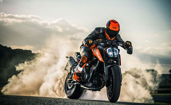 2019 KTM 790 Duke in Goleta, California
