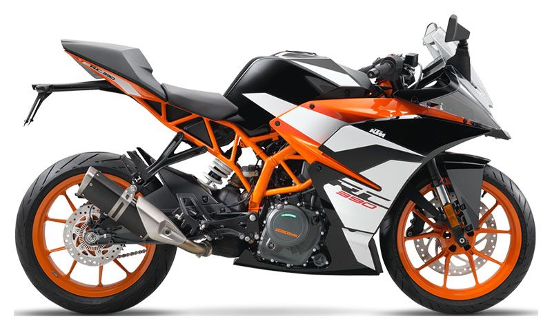 2019 KTM RC 390 in Johnson City, Tennessee